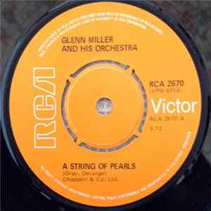 Glenn Miller And His Orchestra - A String Of Pearls Album