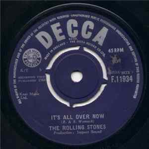 The Rolling Stones - It's All Over Now / Good Times, Bad Times Album