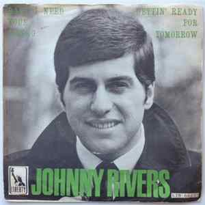 Johnny Rivers - Baby I Need Your Lovin' Album