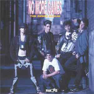 New Kids On The Block - No More Games (The Remix Album) Album