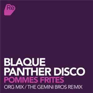 Blaque Panther Disco - Pommes Frites Album