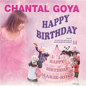 Chantal Goya - Happy Birthday Album