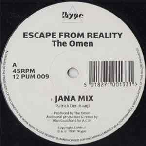 The Omen - Escape From Reality Album